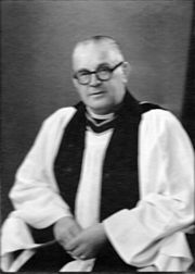 Francis Killer, Vicar of St Mark's 1938 - 1950