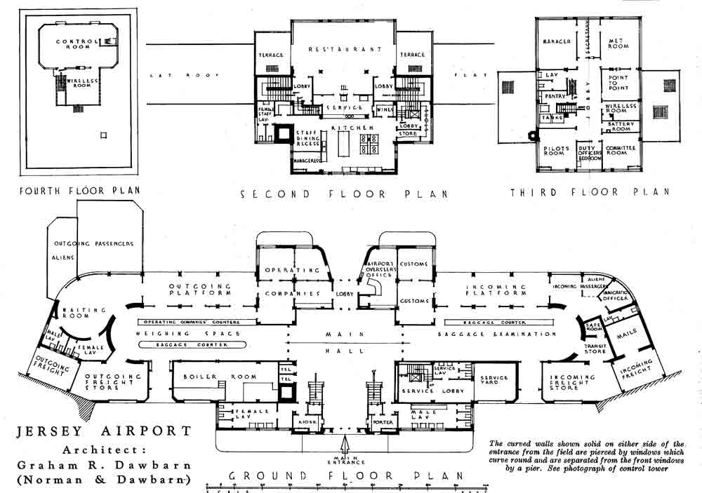 39 39 Architect And Building News 39 39 Report On Airport Building Theislandwiki
