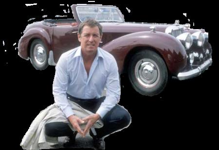 Bergerac Theislandwiki - British car show bbc