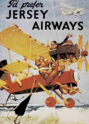 Airlines and their Jersey routes - theislandwiki