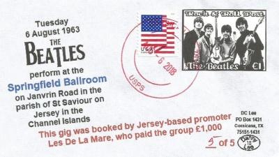 online store d3b6f 7f7d7 The Beatles in Jersey, 1963 - theislandwiki