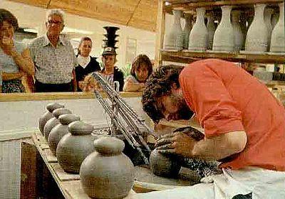 jonathan jones jersey pottery