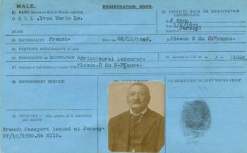 Alien registration cards - theislandwiki